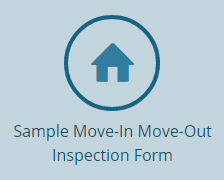 sample inspection form