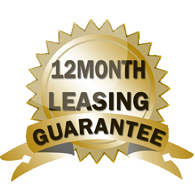 12 month leasing guarantee
