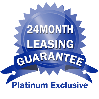 24 month leasing guarantee