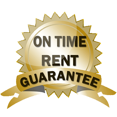 on time rent guarantee