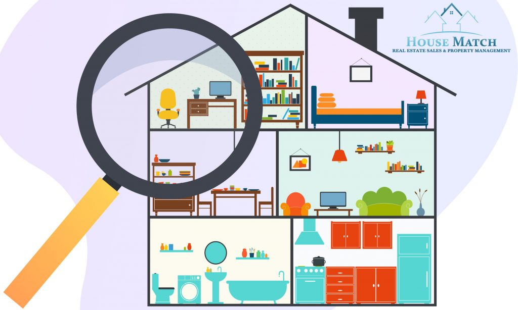 rental home inspections by House Match
